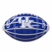 University of Kentucky Field Mini-Size Glossy Football