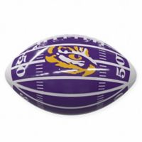 Louisiana State University Field Mini-Size Glossy Football
