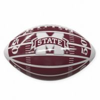 Mississippi State University Field Mini-Size Glossy Football