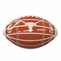University of Texas Field Mini-Size Glossy Football