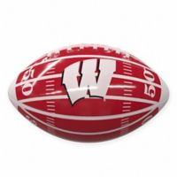 University of Wisconsin Field Mini-Size Glossy Football