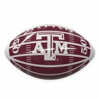 Texas A&M University Field Mini-Size Glossy Football
