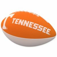 University of Tennessee Combo Logo Junior-Size Rubber Football