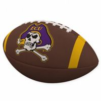 East Carolina University Stripe Official Composite Football