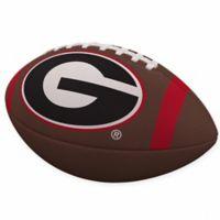 University of Georgia Stripe Official Composite Football