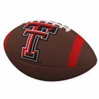 Texas Tech University Stripe Official Composite Football