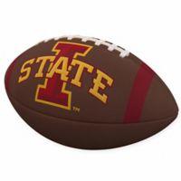 Iowa State University Stripe Official Composite Football