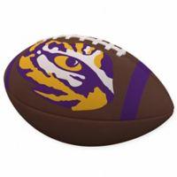 LSU Stripe Official Composite Football