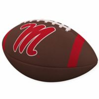 University of Mississippi Stripe Official Composite Football