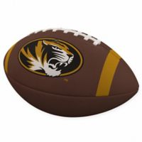 University of Missouri Stripe Official Composite Football