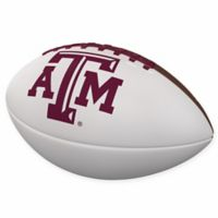 Texas A&M University Official-Size Autograph Football