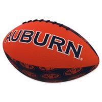 Auburn University Repeating Logo Mini-Size Rubber Football