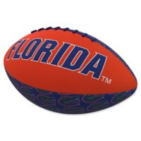 University of Florida Repeating Logo Mini-Size Rubber Football