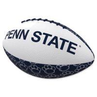 Penn State University Repeating Logo Mini-Size Rubber Football