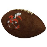 University of Miami Official-Size Vintage Football