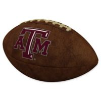 Texas A&M University Official-Size Vintage Football