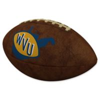 West Virginia University Official-Size Vintage Football