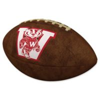University of Wisconsin Official-Size Vintage Football