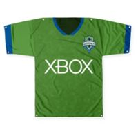 MLS Seattle Sounders Printed Jersey Banner