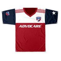MLS FC Dallas Printed Jersey Banner