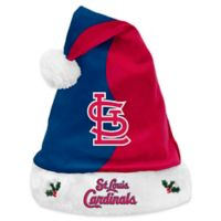 MLB St. Louis Cardinals Basic Santa Hat