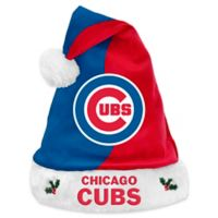 MLB Chicago Cubs Basic Santa Hat