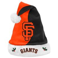 MLB San Francisco Giants Basic Santa Hat