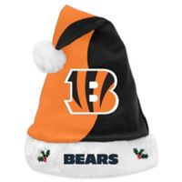 c187e62c4 NFL Cincinnati Bengals Basic Santa Hat