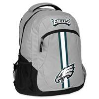 NFL Philadelphia Eagles 18-Inch Action Stripe Backpack