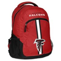 NFL Atlanta Falcons 18-Inch Action Stripe Backpack