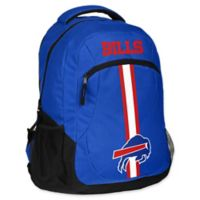 NFL Buffalo Bills 18-Inch Action Stripe Backpack