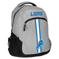 NFL Detroit Lions 18-Inch Action Stripe Backpack