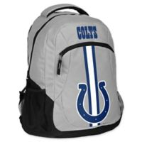NFL Indianapolis Colts 18-Inch Action Stripe Backpack
