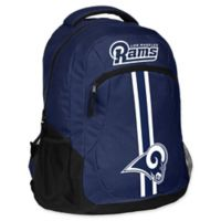 NFL Los Angeles Rams 18-Inch Action Stripe Backpack