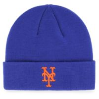 MLB New York Mets Mass Cuff Knit Cap Beanie