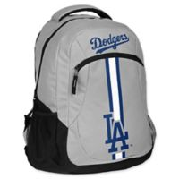 MLB Los Angeles Dodgers 18-Inch Action Stripe Backpack