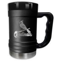 MLB St. Louis Cardinals 15 oz. Stealth Coach Mug
