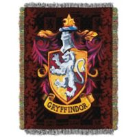 Warner Brothers® Harry Potter Gryffindor Tapestry Throw