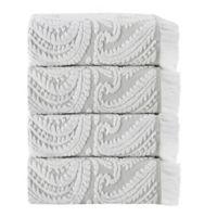 Enchante Home® Laina 4-Piece Bath Towel Set in Beige