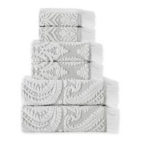 Enchante Home® Laina 6-Piece Bath Towel Set in Beige