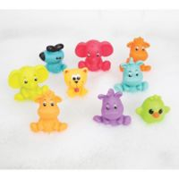 Playgro™ Fun in the Tub Jungle Squirtees (Set of 9)