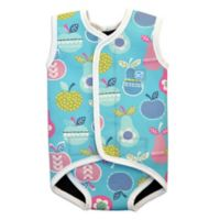 Splash About Tutti Frutti Size 1-2Y Wrap Wetsuit in Green