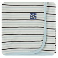 KicKee Pants® Tuscan Afternoon Striped Swaddling Blanket