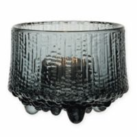Iittala Ultima Thule Tea Light Candle Holder in Grey