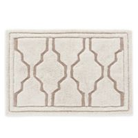 "J. Queen New York™ Soho 27"" Square Bath Rug in Champagne"