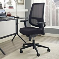 Modway Pump Office Chair in Black