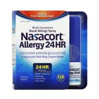 Nasacort® Allergy 24 Hour Non-Drowsy Nasal Spray 120 Sprays