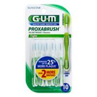 GUM® Go-Betweens 10-Count Tight Proxabrush Refills