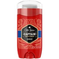 Old Spice® 3 oz. Red Collection Deodorant in Captain