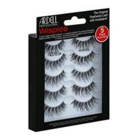 Ardell® 5-Count Multi-Pack Lash Wispies in Black